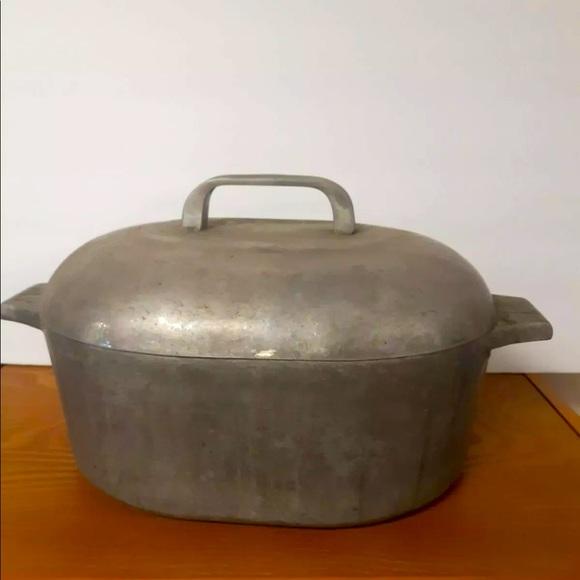 Vintage Magnalite Roasting Pot